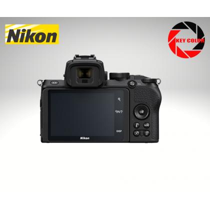 Nikon Z50 DX 16-50mm + 50-250mm APS-C Mirrorless Camera + Nikon Case + Sandisk Extreme Pro 32GB  (Futuromic Warranty)